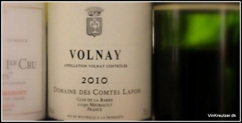 Lafon, Volnay