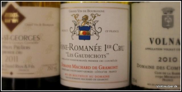 Gramont, Les Gaudichots, Vosne