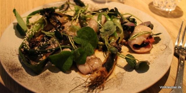 Gevinst blæksprutte
