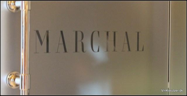 Restaurant Marchal på Hotel d'Angleterre