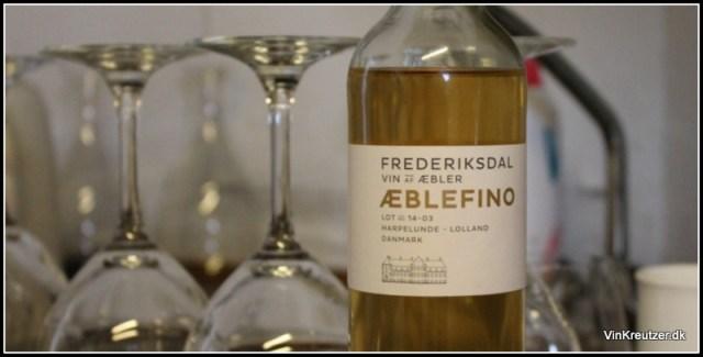 Æblefino æble sherry
