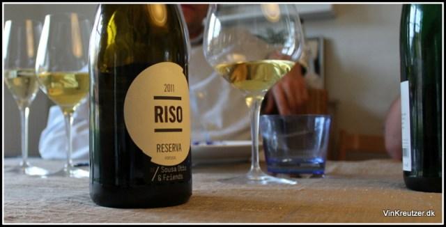 Sousa RISO reserva Portugal