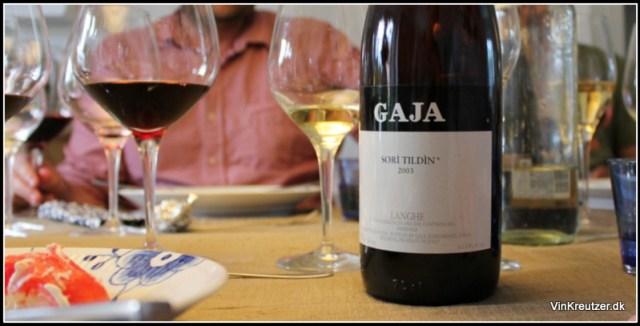 Sori Tilden Gaja Piemonte