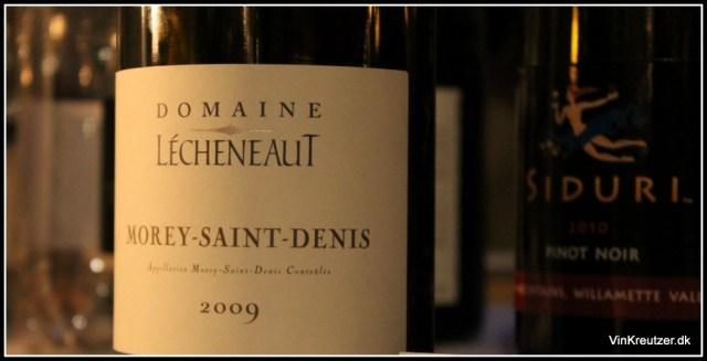 Morey saint Denis Bourgogne