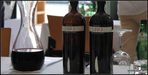 Port wine portal