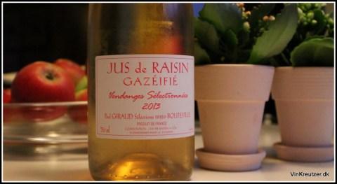 Alkoholdfri vin fra Cognac