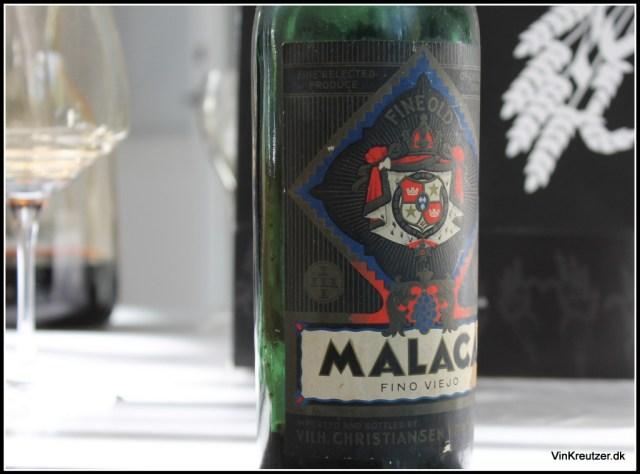 Wine Malaga