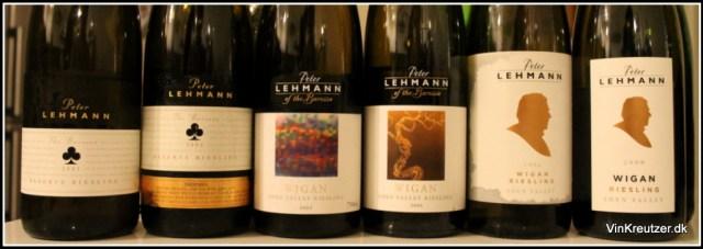 Top vinen fra Peter Lehmann