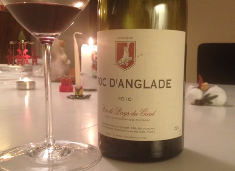 Roc d Anglade Languedoc