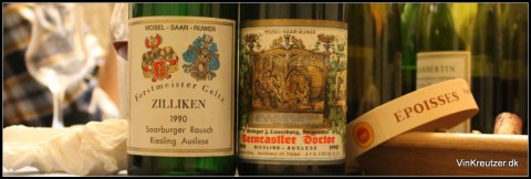 Mosel Auslese Doctor 1990