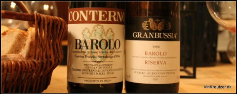 Barolo Conterno