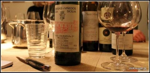 Vega Sicilia Valbuena