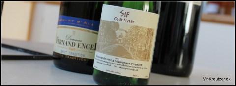Mousserende vin Dansk vin
