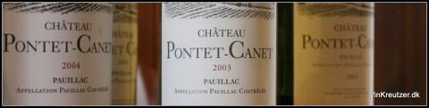 2003 Pontet Canet