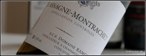 Chassagne MOntrachet Ramonet