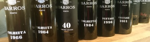 Barros Portwine