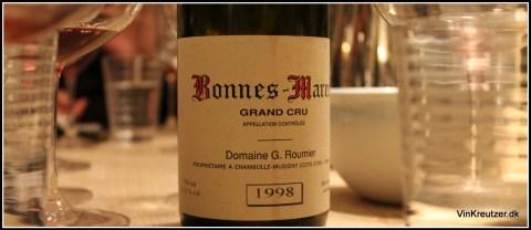 1998 Roumier