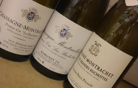 2013 Chassagne Montrachet Ruchottes