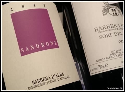 Sandrone Barbera