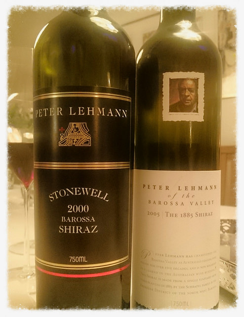 Shiraz Peter Lehmann