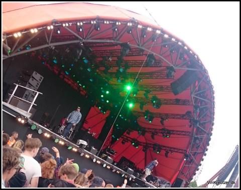 House på Roskilde Festival