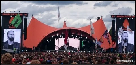 Roskilde Festival Dizzy