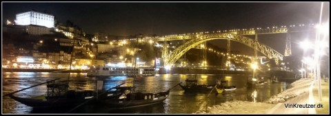 Pont Louis by night