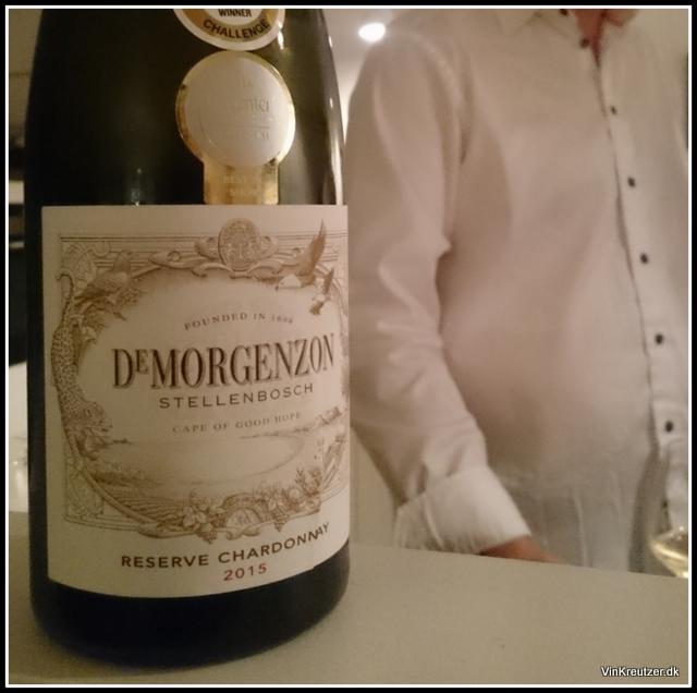 de Morgenzon Chardonnay