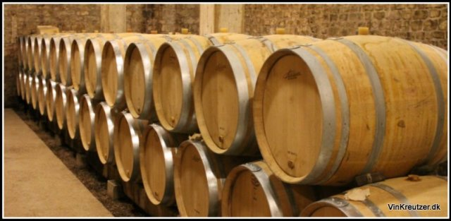 Jean Claude Ramonet barrels