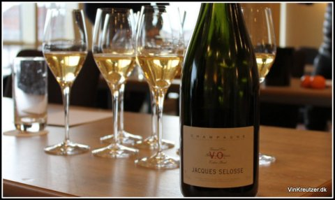 Jacques Selosse Champagne
