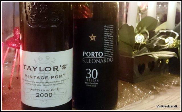 2000 Vintage Port Taylors