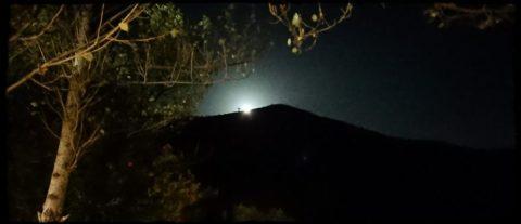 Moonrise at Napoles