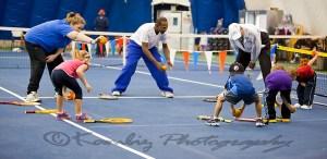 Indoor Tennis Courts at Mellon Tennis Center