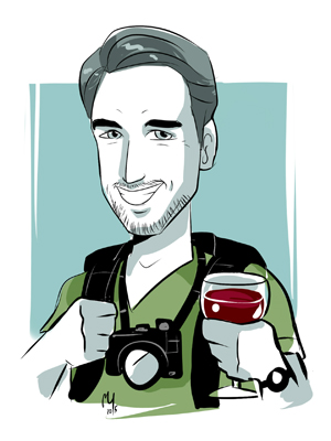 caricature-benoit-vino2travel