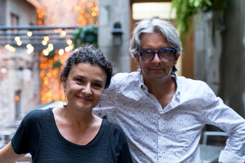 Chantal Fontaine et Jean-Pierre Des Rosiers, co-propriétaires d'Accords