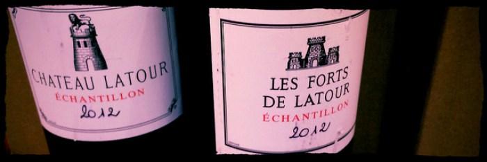 2012 Forts de Latour