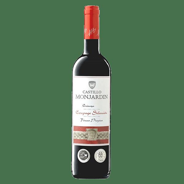 C. MONJARDIN CRIANZA COUPAGE SELECCIÓN Vinoliva