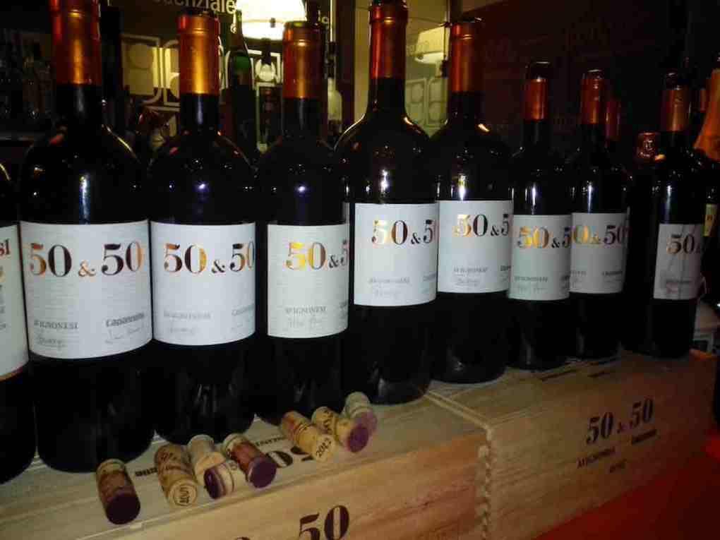 Avignonesi 50&50 verticale