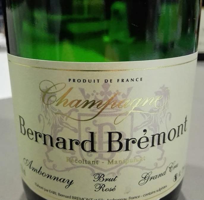 Champagne Bernard Brémont Rosè Brut
