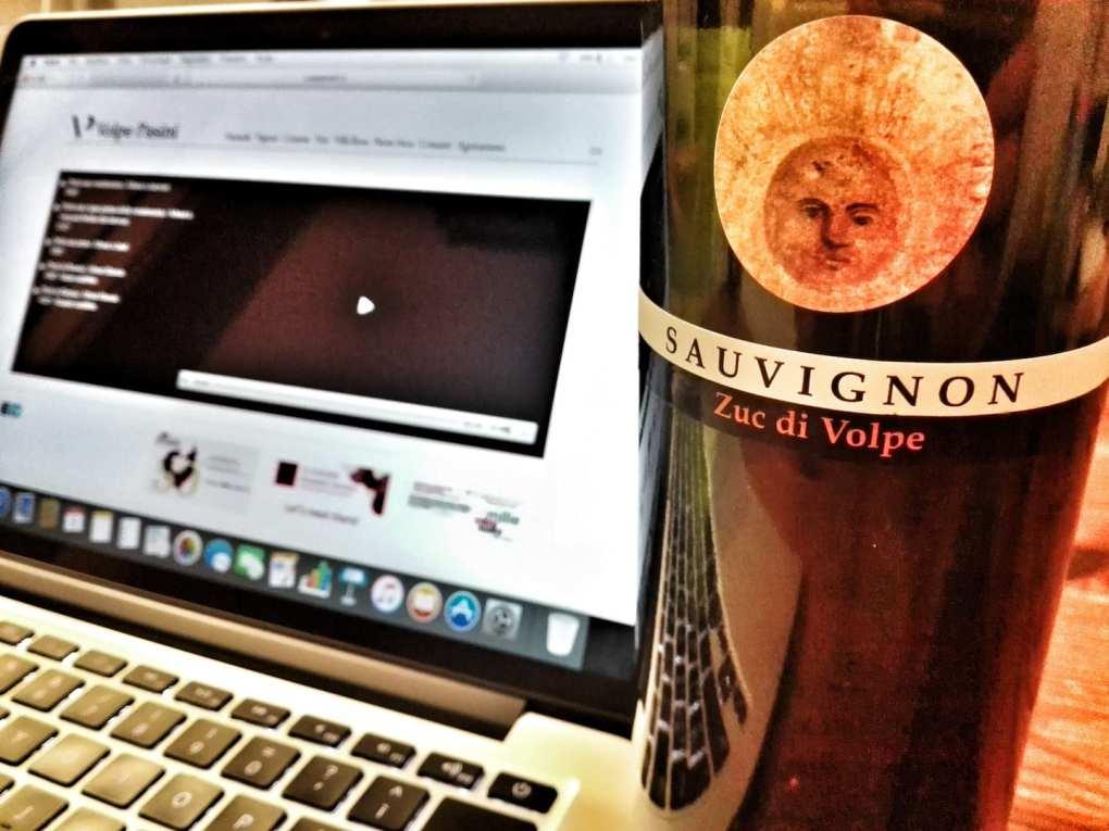 Sauvignon Zuc di Volpe 2014 Volpe Pasini