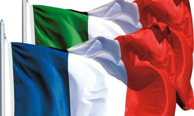 guerra vino italiano contro francese
