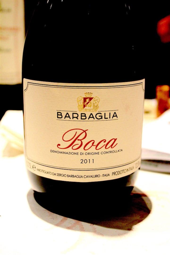 Sergio Barbaglia Boca 2011 a Vinoè 2016