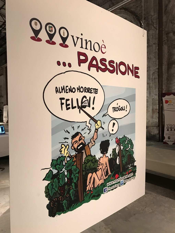 vinoè 2016 passione