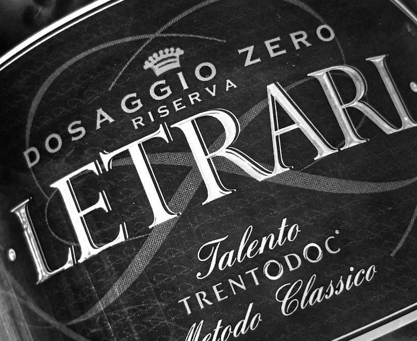 Letrari Trento Doc Dosaggio Zero Riserva 2009