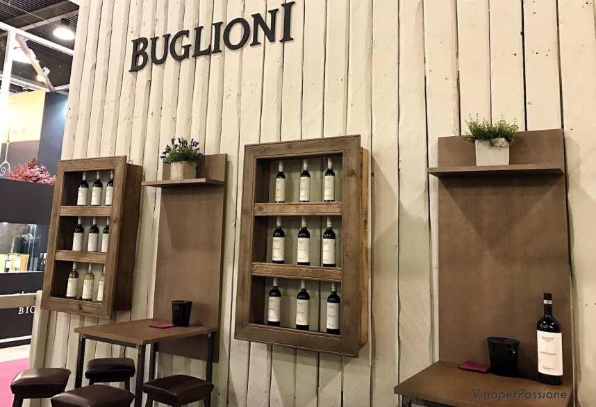 Stand Vinitaly Buglioni