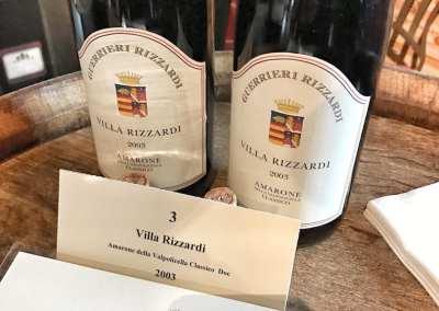 Amarone Villa Rizzardi 2003 Guerrieri Rizzardi