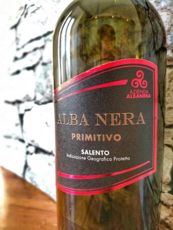 Primitivo Alba Nera 2015
