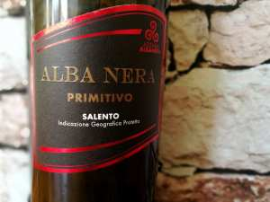 Alba Nera Primitivo 2015