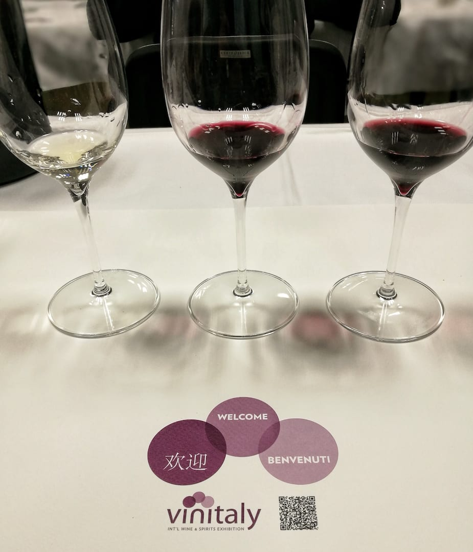 Degustazione Young to Young Vinitaly
