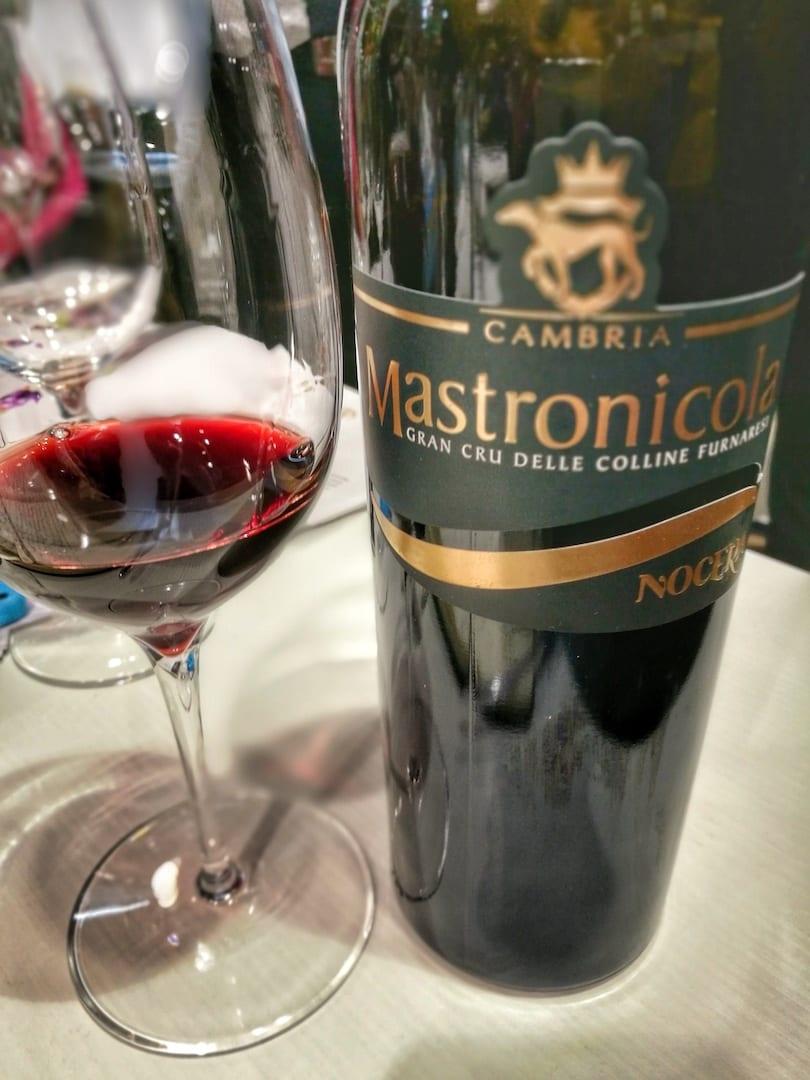 Tenuta Cambria Mastronicola tra le migliori degustazioni del Vinitaly 2018